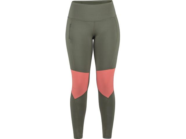 Marmot Trail Bender Pantaloni Donna, crocodile/flamingo